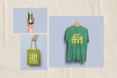 Huntsville Flea Market Merchandise by Anna Porter