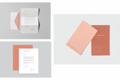 Annie Zhang: Asana Ave Stationery and Business Card