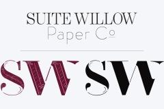 Caroline Ingram: Suite Willow Logo