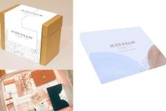 Caroline Ingram: Specialty Mailing Box & Label