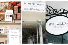 Caroline Ingram: Suite Willow Store Front