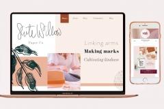 Caroline Ingram: Suite Willow Website