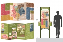 Carson Earls: Eurotopia Map, Map Kiosk.