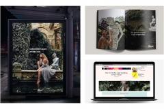 Emily Covington: Ilhas Parfumerie Advertisements