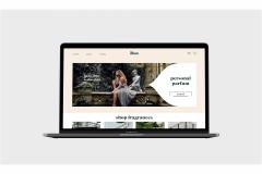 Emily Covington: Ilhas Parfumerie Desktop Website