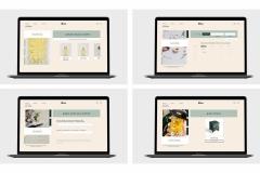 Emily Covington: Ilhas Parfumerie Website Parfum Personalization Process