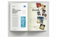 Emily Perino: Nonna's Magazine Ad