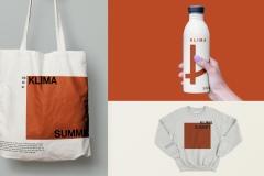 Merchandise for the Klima Summit
