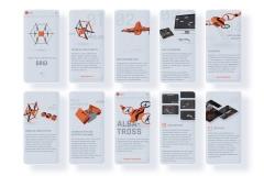 Gibeom Lee: Grid Website Mobile