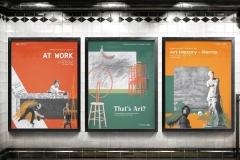 Katelyn Reynolds: Fitz Museum poster series