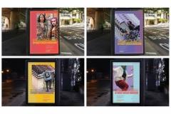 Kristin Garrett: Urban Advertisements