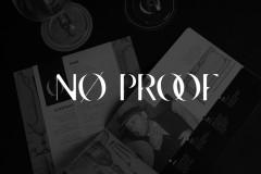No Proof Speakeasy