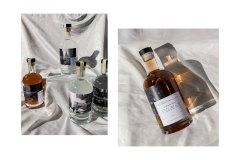 Yesterday Distilling Co. Packaging by Lauren Saravanja