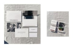 Stationery Suite for Yesterday Distilling Co. by Lauren Saravanja