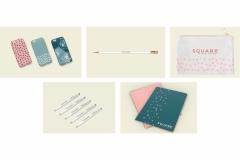 Marti Duke: Square Paper Co. Promotional Items