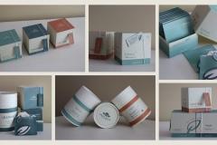 White Lotus Tea Packaging