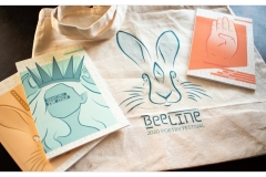 Michelle Mayhall: BEELINE Bag and Books