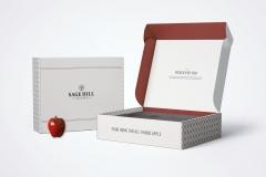 Morgan Williamson: Sage Hill Orchard Gift Box