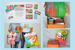 aMends Stationary Suite and Packaging