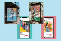 aMends Outdoor and Instagram Ads