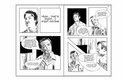 Rhett Reeves: Manga Pages 8-9
