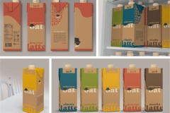 Undercover Oats Packaging by Sarah Pappas