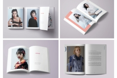 Vogue Lookbook by Annie Zhang