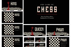 The Game Of Chess Explainer Video by Michelle Mayhall