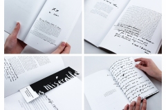 Les Miserables, Publication Design by Rebecca Riemersma