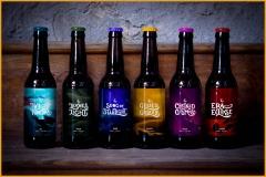 Nova Brewpub Beer Packaging
