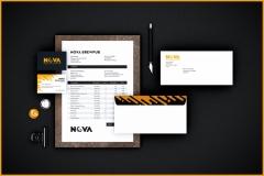 Nova Brewpub Stationery Set