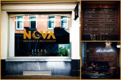 Nova Brewpub Environmental Set